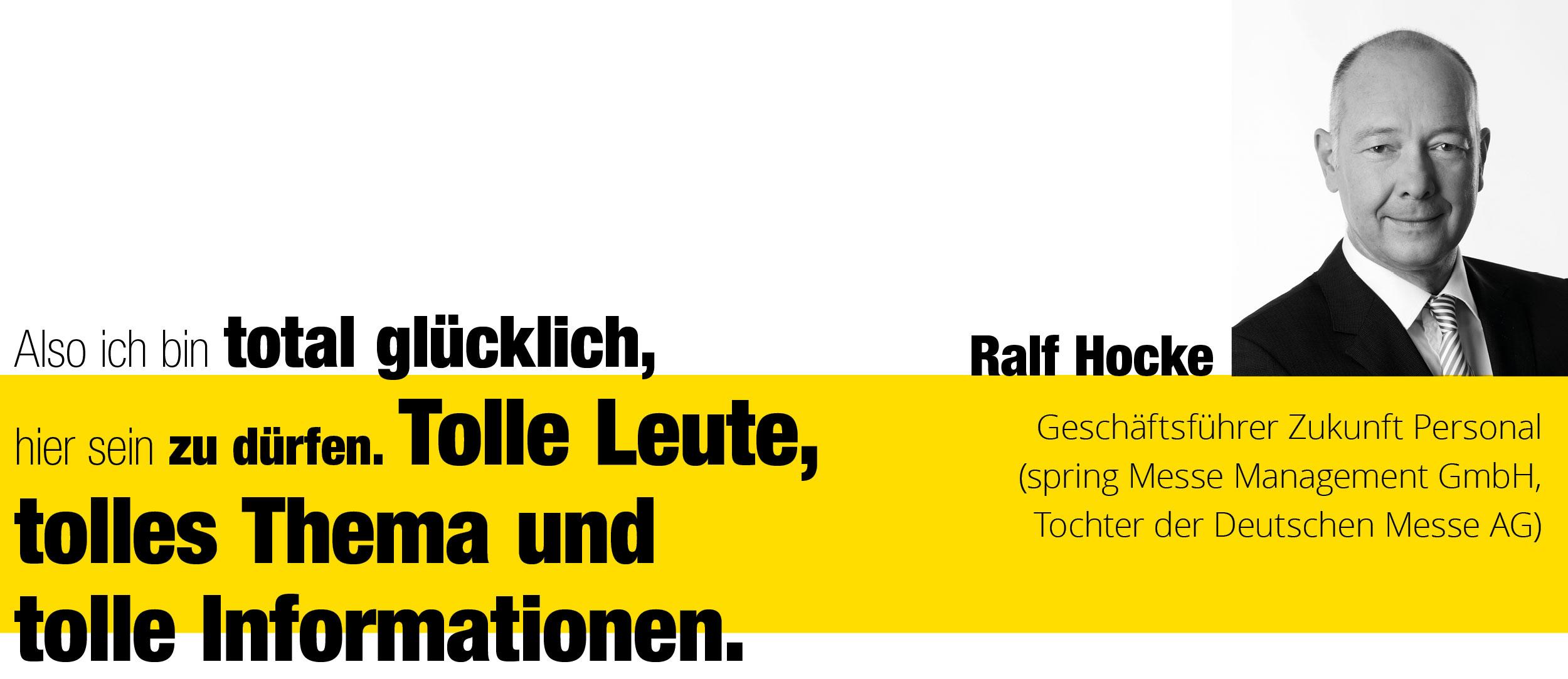Zitat von Ralf Hocke
