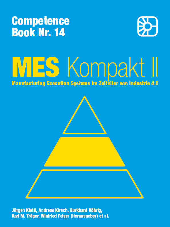 Cover: Competence Book - Manufacturing Execution Systems